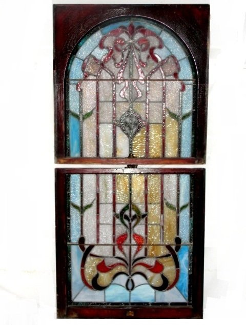 Fabulous Stained & Leaded Glass Windows