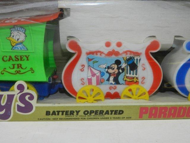 Walt Disney Casey Jr Paradise Train - 3