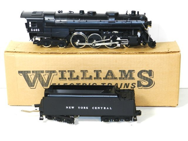 WILLIAMS NYC HUDSON ENGINE AND TENDER