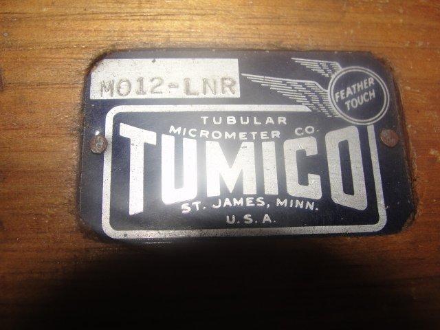 Scherr Tumico Tubular Adjustable Micrometer - 3