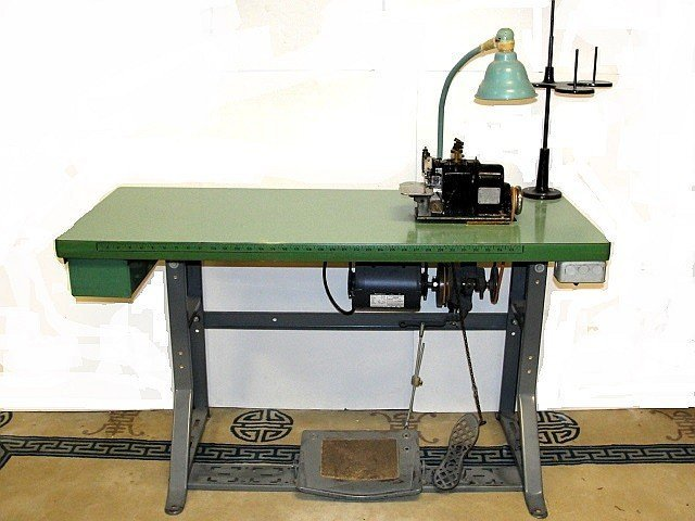 Merrow Serger Commercial Sewing Machine