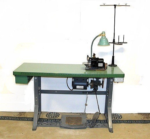 Merrow Serger Commercial Sewing Machine - 2