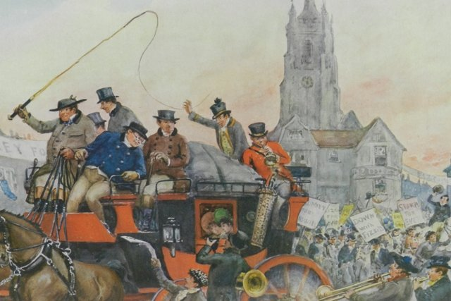 Albert Ludovici Charles Dickens Print - 4