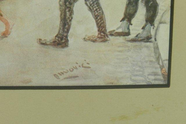 Albert Ludovici Charles Dickens Print - 7