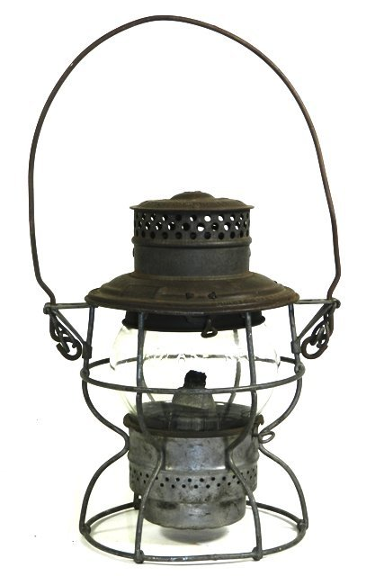 The Adams & Westlake Co. Lantern