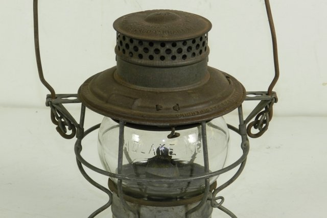 The Adams & Westlake Co. Lantern - 2