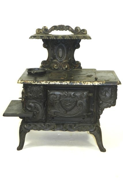 Buck's Junior 2 Cast Iron Stove