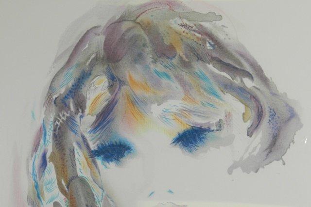 SHAN MERRY LITHOGRAPH ARTIST PROOF - 2