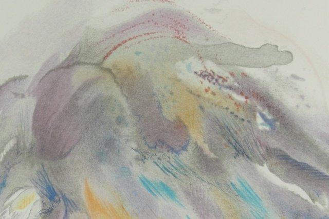 SHAN MERRY LITHOGRAPH ARTIST PROOF - 4