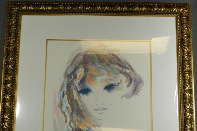 SHAN MERRY LITHOGRAPH ARTIST PROOF - 7