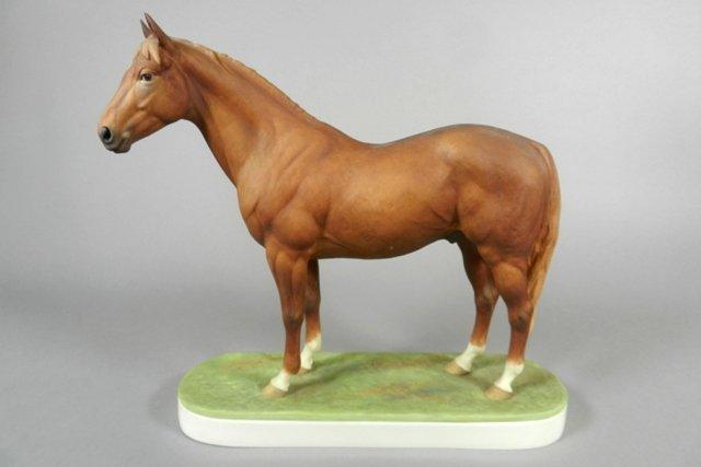 Royal Worcester 'Hyperion' Porcelain Figure