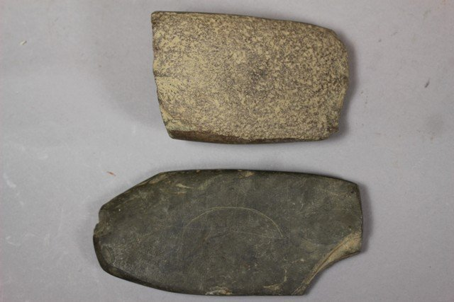 Geauga County Native American Stone Hand Tools