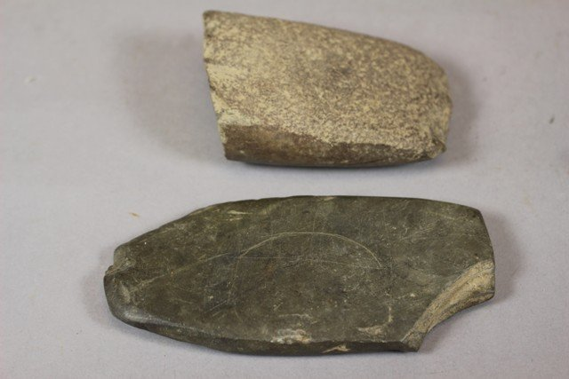 Geauga County Native American Stone Hand Tools - 2