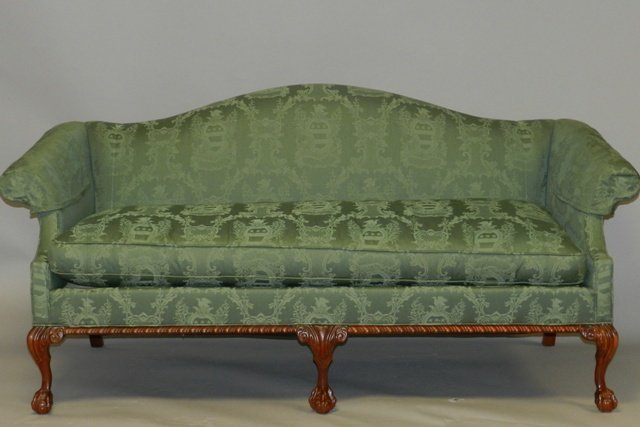 Hickory Chair Co. Chippendale James River Sofa : Lot 0263