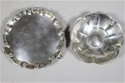 2 Tiffany  Co Sterling Silver Pcs