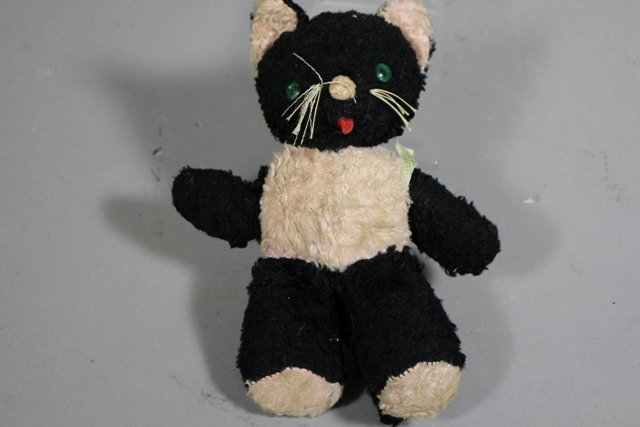 Kitti Gund Stuffed Kitty Toy