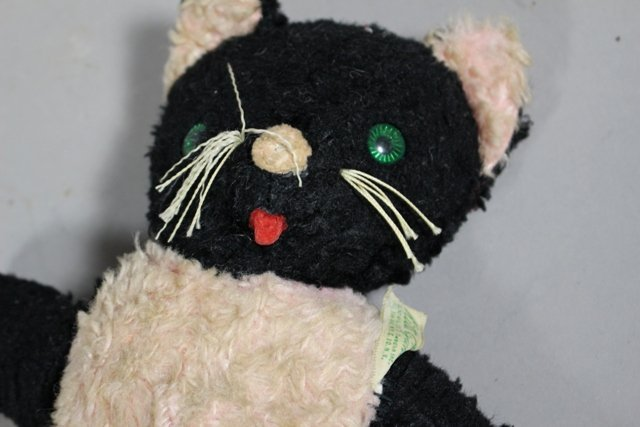 Kitti Gund Stuffed Kitty Toy - 2