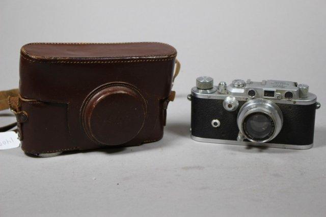 1930'S Leica D.R.P. Ernst Leitz Wetzlar Leica Camera