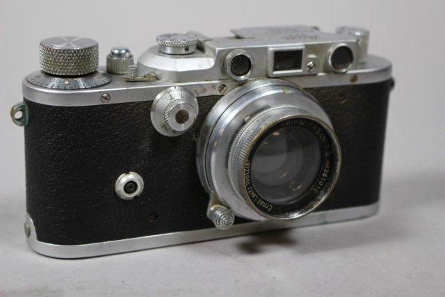 1930'S Leica D.R.P. Ernst Leitz Wetzlar Leica Camera - 2
