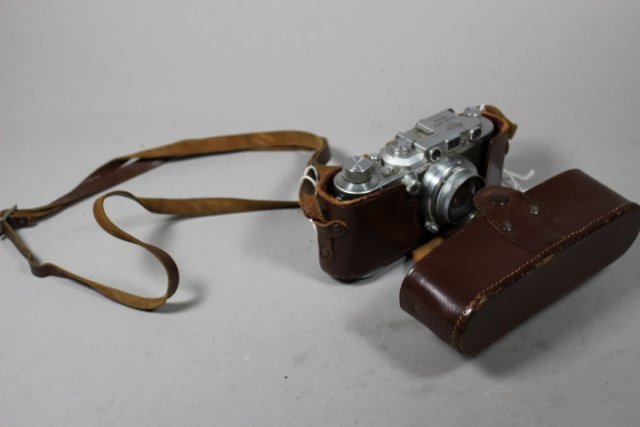 1930'S Leica D.R.P. Ernst Leitz Wetzlar Leica Camera - 6