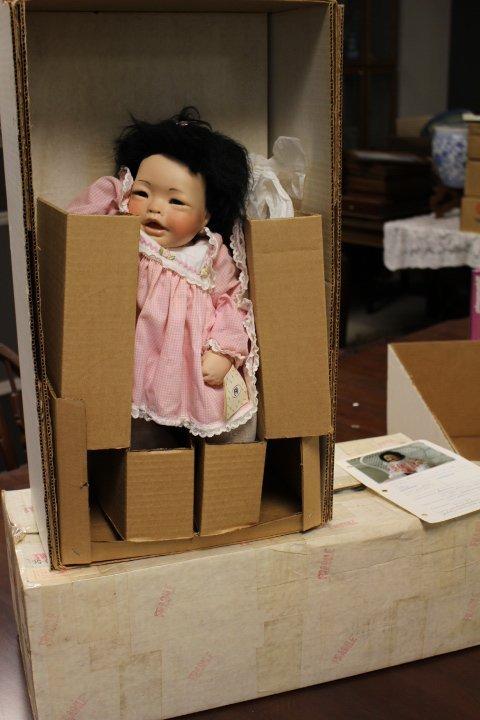 1987 Judith Turner Doll Shizuko - 6