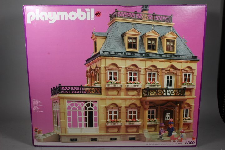 Playmobil Victorian Doll House #5300