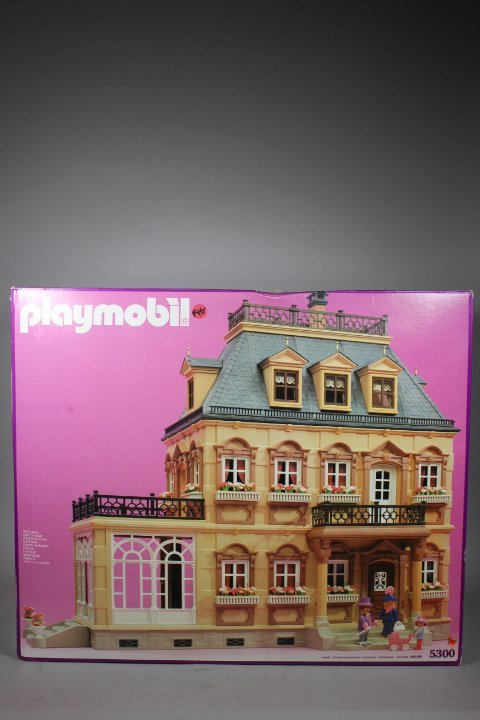 Playmobil Victorian Doll House #5300 - 2