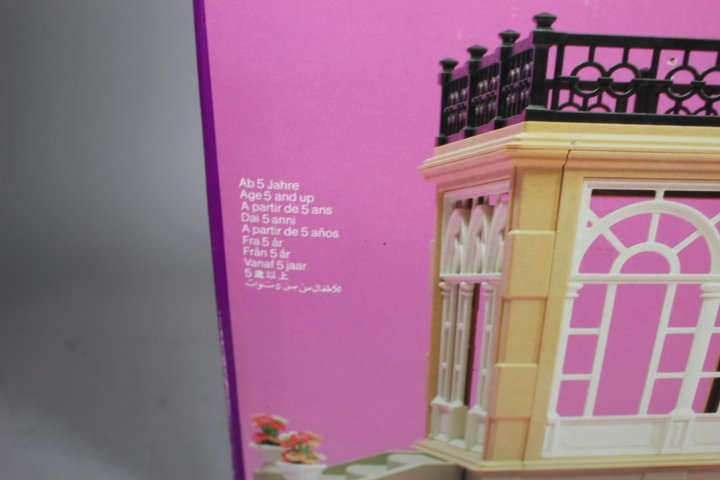 Playmobil Victorian Doll House #5300 - 3