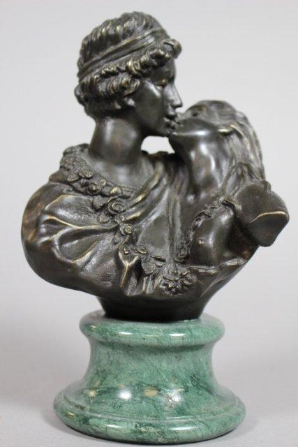Bronze Recast Jean Antoine Houdon