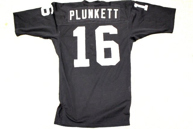 Jim Plunkett Oakland Raiders Jersey