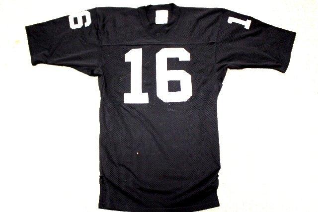Jim Plunkett Oakland Raiders Jersey - 3