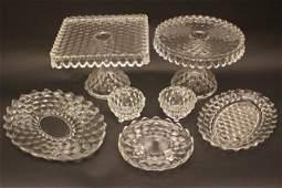 Fostoria Glass Co American Pattern