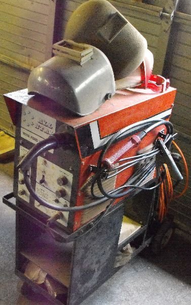 ALL STAR WIRE FEED WELDER
