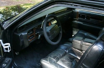 1990 CADILLAC COUPE DEVILLE 2 DOOR GREAT COND. - 6