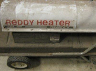 REDDY HEATER PRO 155
