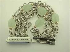 727: David Yurman Quartz Bracelet
