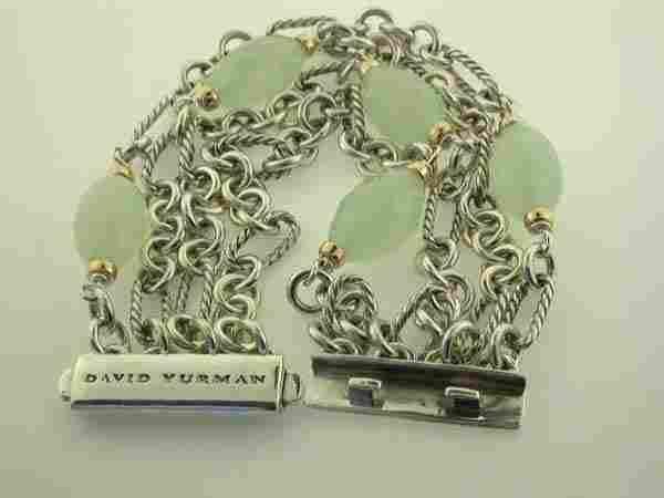 David Yurman Quartz Bracelet