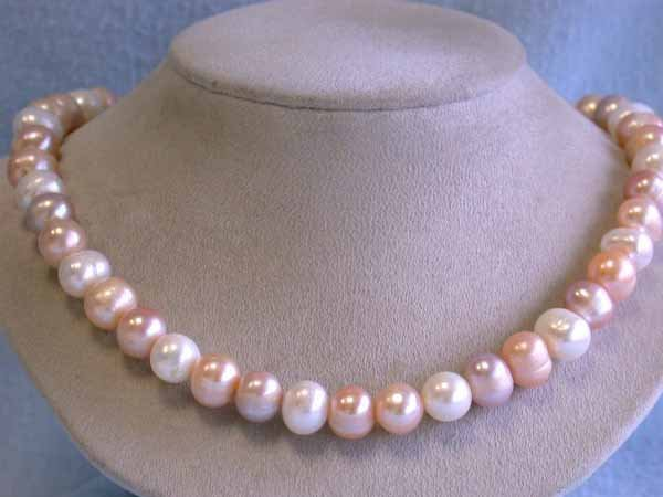 8: Fresh Water Pearl Necklace
