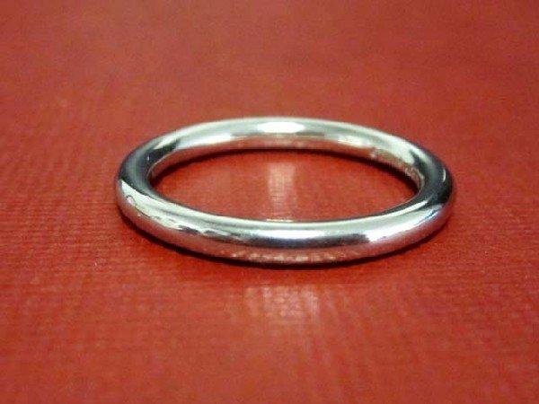 Tiffany Lucida Wedding Band Ring