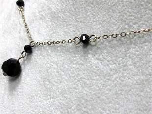 Lori Lori Black Onyx Necklace
