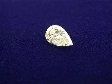 0.61 Ct. Loose Pear Shaped Diamond