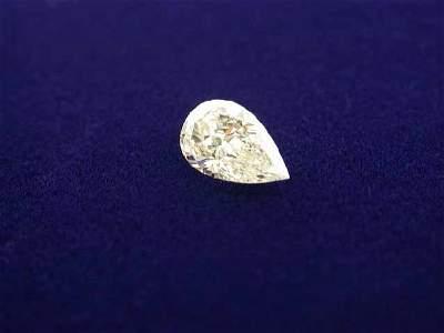 0.61 Ct. Loose Pear Shaped Diamond