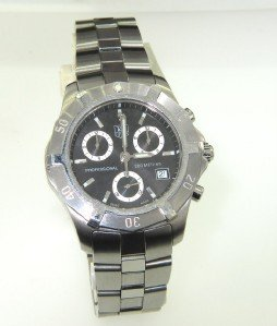 Tag Heuer Stainless Steel Chronometer Men Watch.