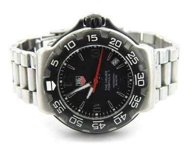 Tag Heuer DateJust Stainless Steel Professional Watch.