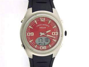 Tommy Bahama RELAX Red Sport Watch RLX 1003 Mens