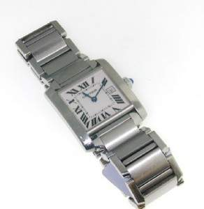Cartier Stainless Steel Watch