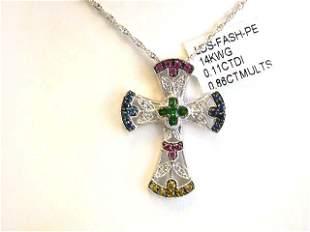 k Ladies' Fashion Necklace