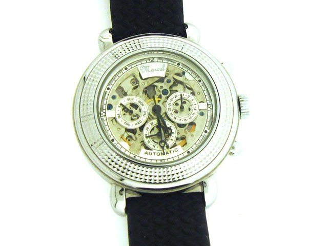 MARCEL DRUCKER AUTOMATIC MEN WATCH