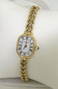 Tiffany & Co 14K Yellow Gold Watch