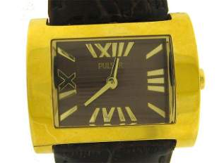 Pulsar Watch with leather Strap